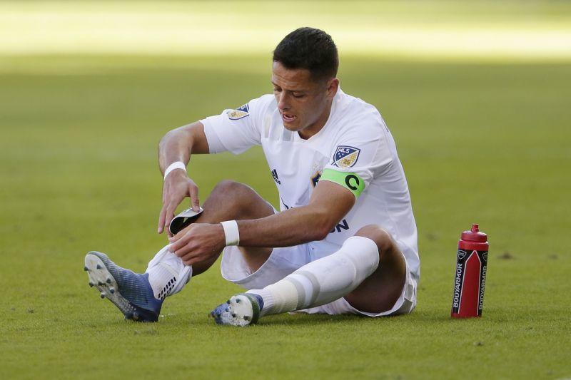 Chicharito comenzó la temporada con un empate con el Galaxy