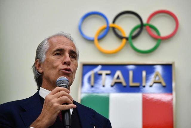 El CONI suspende toda actividad deportiva en Italia por el coronavirus