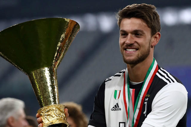 Daniele Rugani es el primer jugador de la Serie A con coronavirus