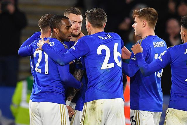 Tres jugadores del Leicester City inician periodo de autoaislamiento
