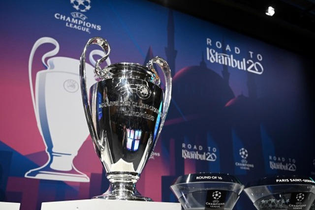 La final de la UEFA Champions League se jugaría el 27 de junio