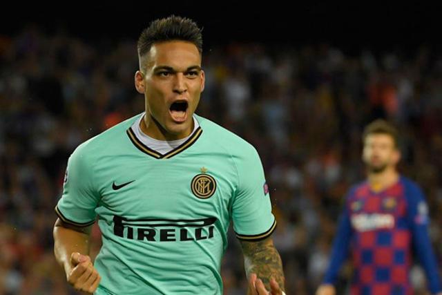 Inter de Milan podría pedir un jugador del Barcelona a cambio de Lautaro Martínez