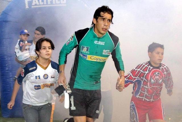 Cirilo Saucedo fue el héroe de Dorados en el Clausura 2006 contra América