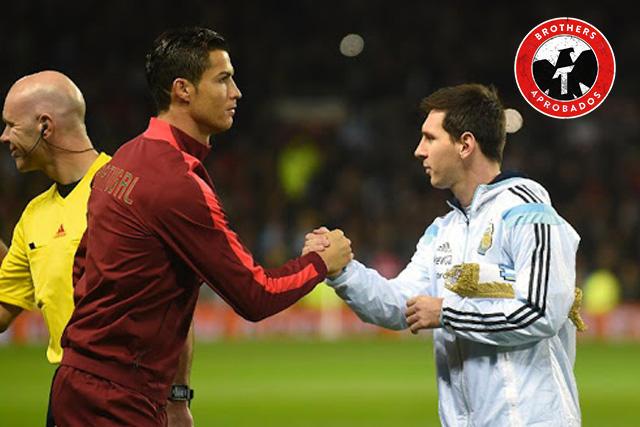 Cristiano y Messi donaron un millón de euros cada uno para combatir el coronarivus