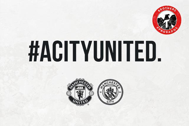 El United y el City se unieron para apoyar bancos de alimentos en esta etapa del coronavirus