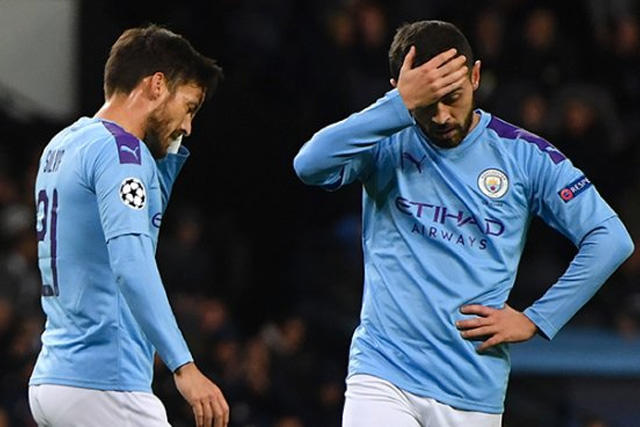 Equipos de la Premier League se unen contra el Manchester City
