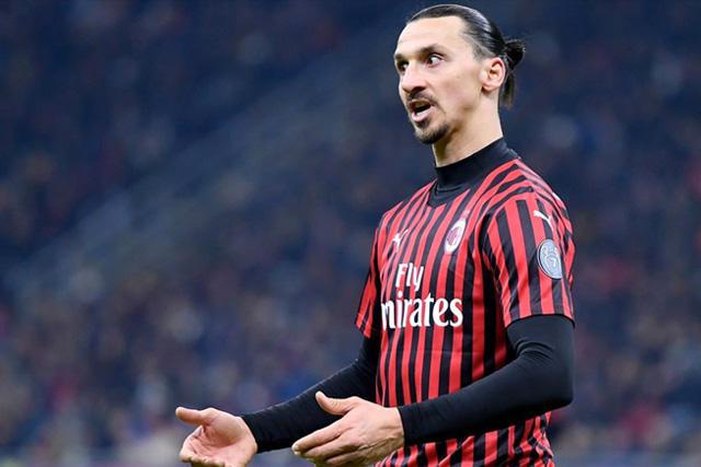 Zlatan deja en el aire su futuro en el Milan y un posible retiro