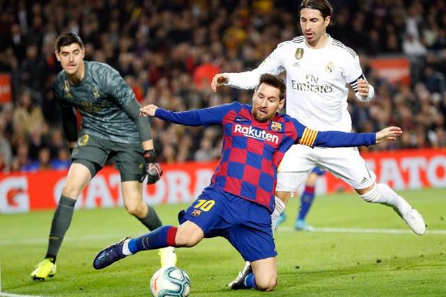 Las ligas europeas se jugarían con Apertura y Clausura