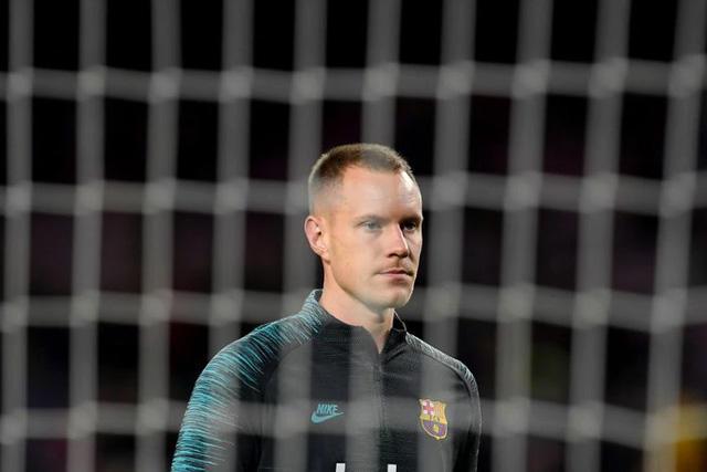 Marc-André ter Stegen sigue sin llegar a un acuerdo de renovación con el Barcelona