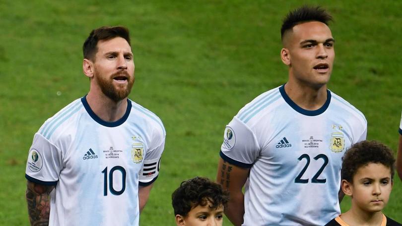 El Inter pediría incluir a Messi en la operación Lautaro