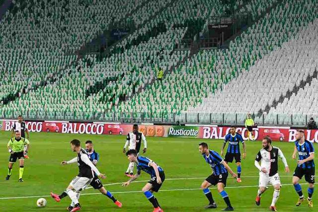 La Serie A podría jugarse en Roma