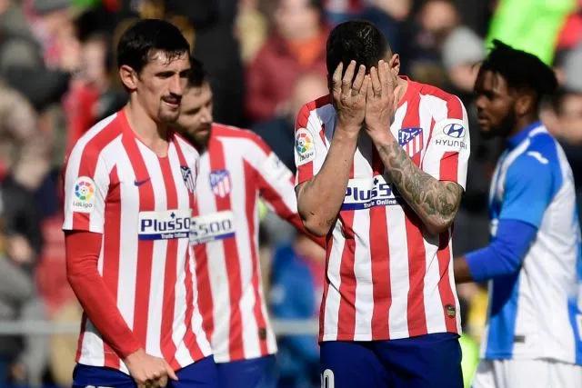 Atlético de Madrid quedaría fuera de Champions por propuesta de la RFEF