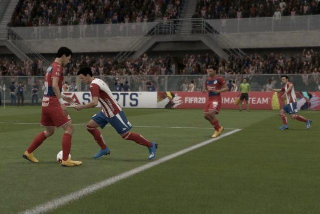 San Luis vs Chivas