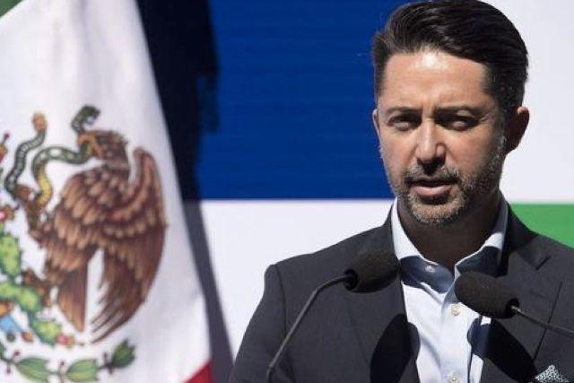 Yon de Luisa, presidente de la Femexfut
