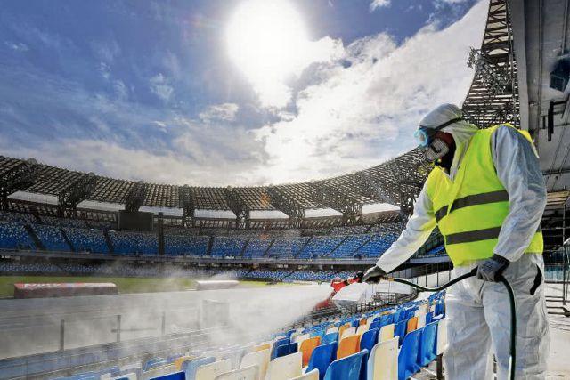 La Serie A cancelaría su temporada