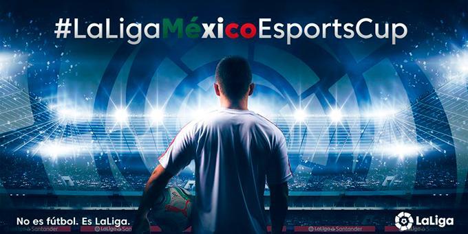 El torneo de LaLigaMéxico Esports Cup ha sido un éxito
