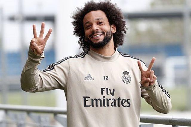 Marcelo está de fiesta por su cumpleaños 32