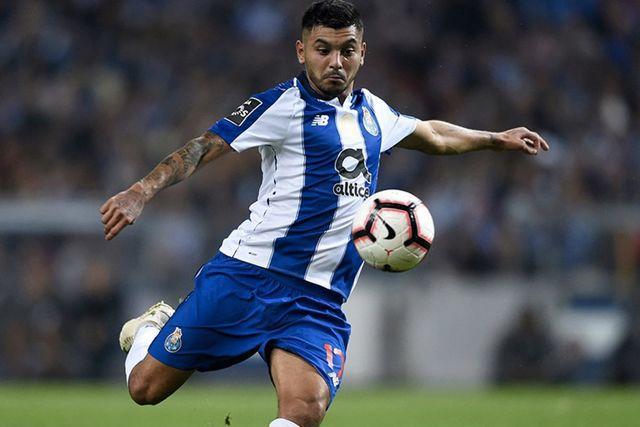 Jesús Corona podría llegar al Inter de Milán