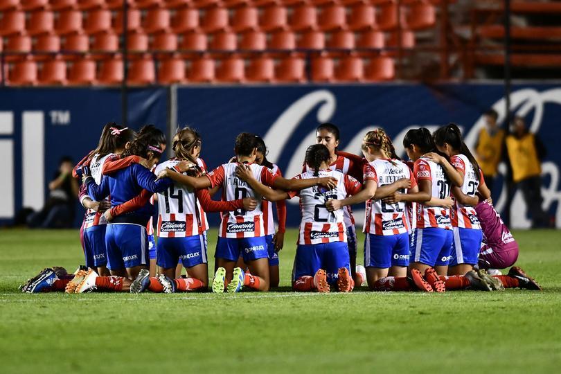 Fallece jugadora de 20 años del Atlético San Luis Femenil