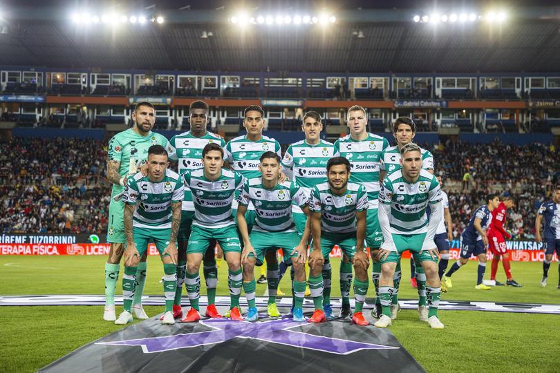 Ocho jugadores de Santos dieron positivo en Covid-19