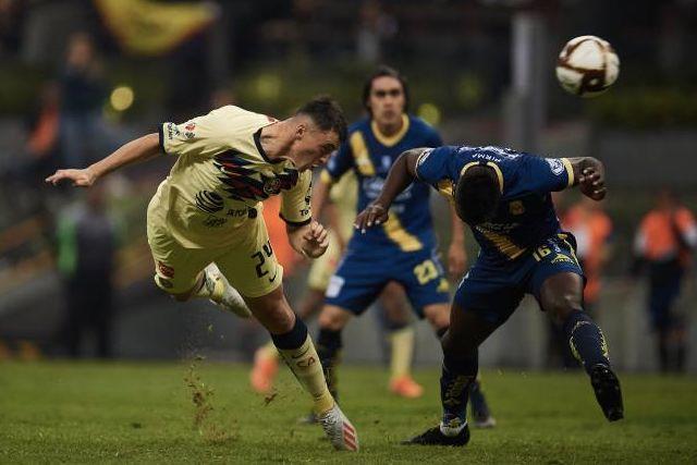 Federico Viñas le anota a Morelia para que el América avance a la final del Apertura 2019