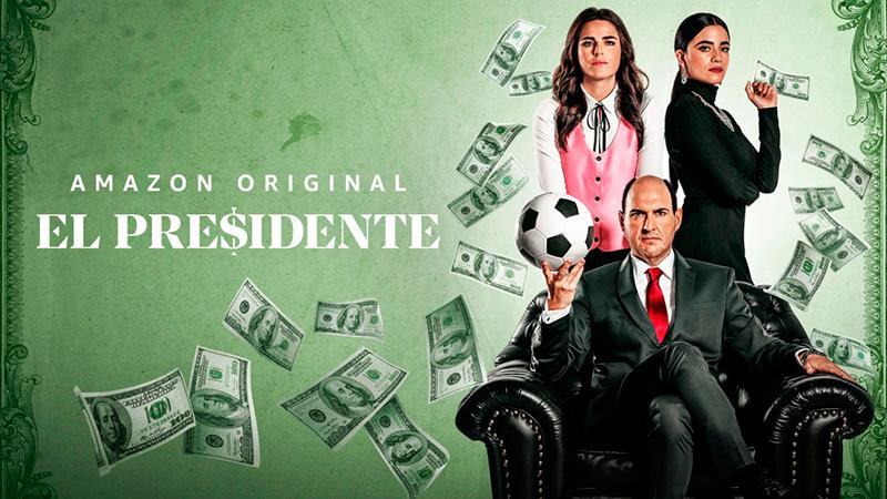 El presidente, la nueva serie de Amazon Prime Video