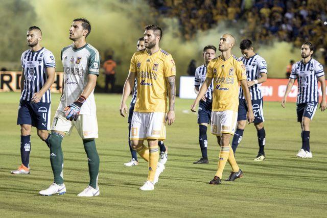 Tigres y Monterrey, dispuestos a dejar de jugar el resto del Clausura 2020