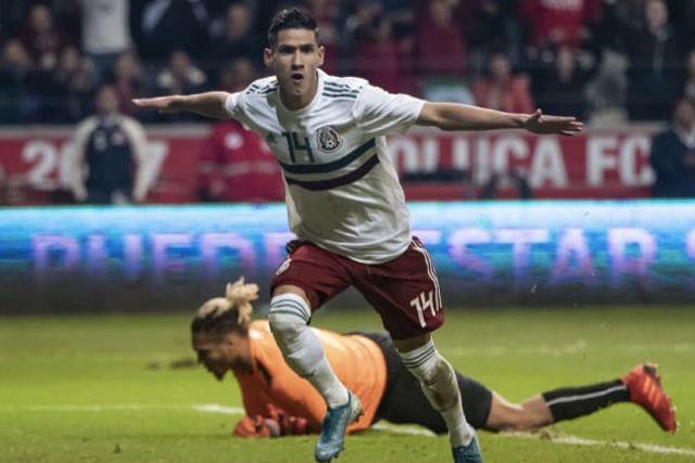 Uriel Antuna está en la mira del Celta de Vigo