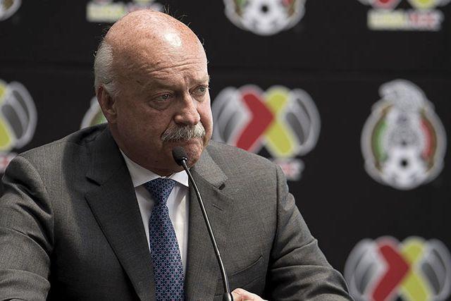 Enrique Bonilla, presidente de la Liga MX, compartió el proyecto del futbol mexicano