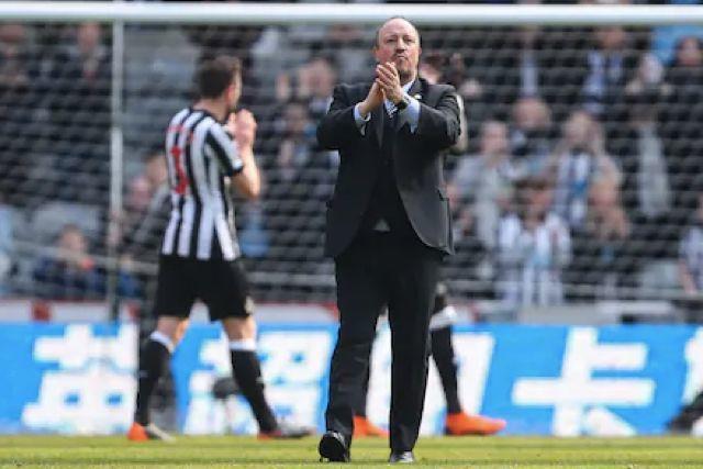 Rafa Benitez quiere regresar al Newcastle