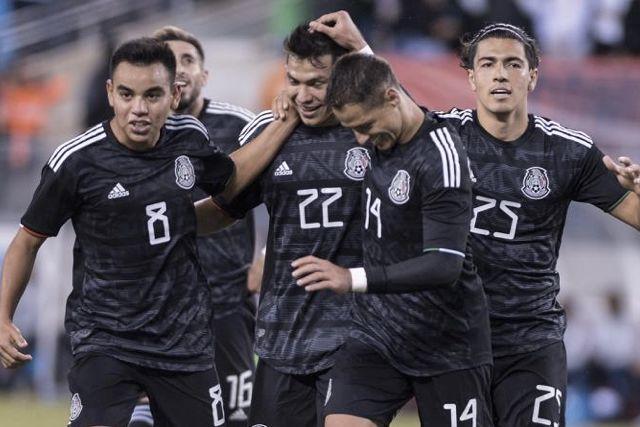 México no jugará en Estados Unidos mientras los partidos sean a puerta cerrada