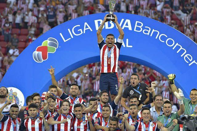 Chivas campeón del Clausura 2017