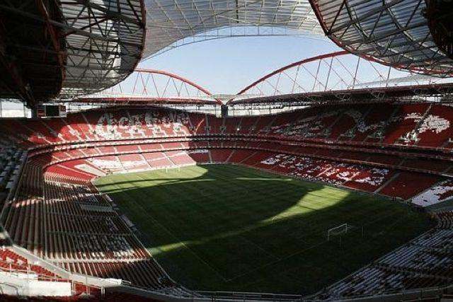Estadio da Luz, en Lisboa Portugal albergaría la final de la Champions League