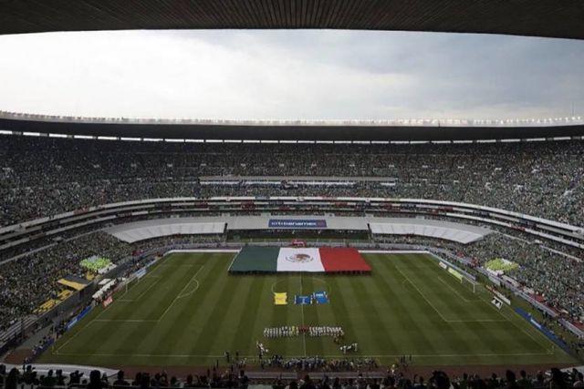 El Estadio Azteca cumple 54 años de vida
