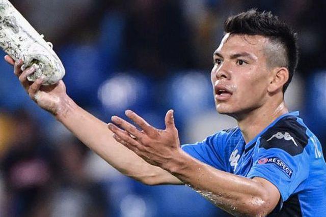 Chucky Lozano deberá quedarse al menos un año más en el Napoli por tema de impuestos