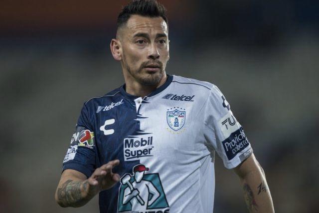 Rubens Sambueza se despide de Pachuca