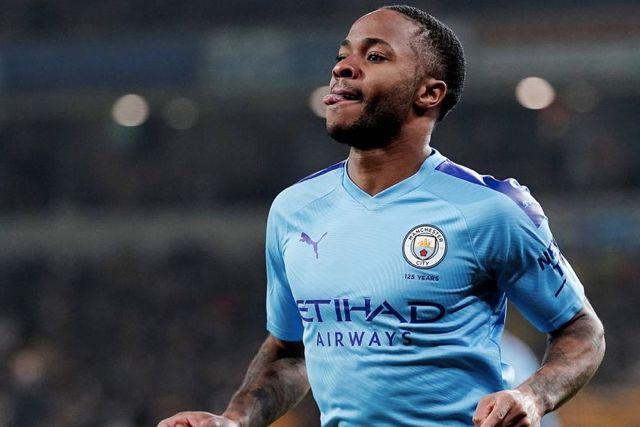 Raheem Sterling podría llegar al Manchester United