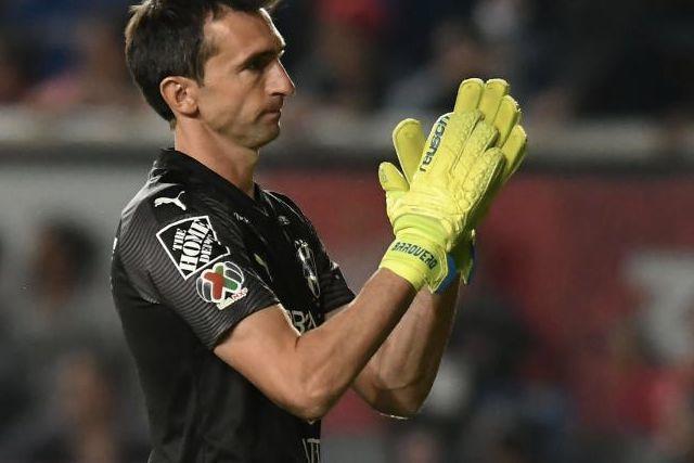 Marcelo Barovero es nuevo portero del Burgos FC
