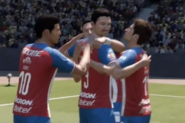 Chivas goleó 8-1 a Pumas en la eLiga MX