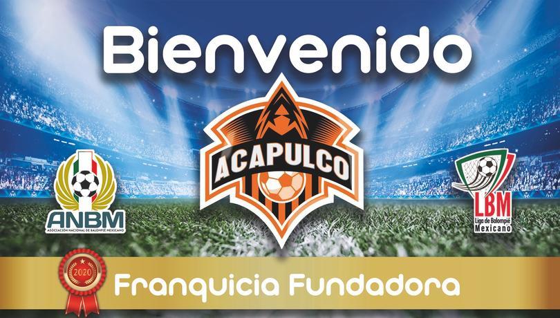 Acapulco FC es nuevo miembro de la LBM