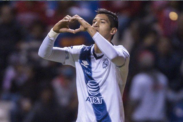 Ángel Zaldívar es una de las cinco bajas del Puebla para el Apertura 2020