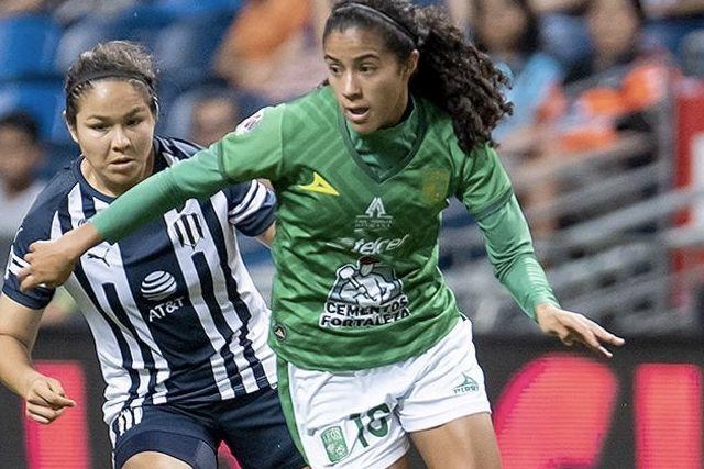 Diana García es nueva jugadora del América