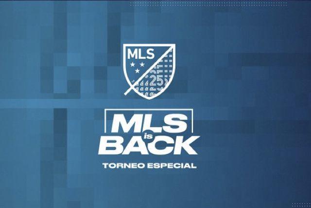 La MLS se jugará en Disney a partir del 8 de julio