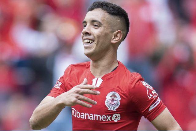 Leo Fernández dejaría al Toluca por Tigres