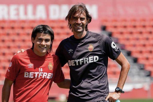 Luka Romero, el Messi Mexicano, ya es el jugador más joven en debutar en LaLiga