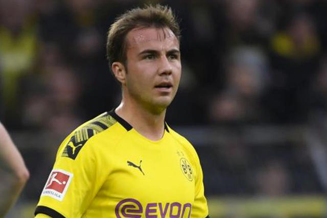 Mario Götze no seguirá en el Dortmund y el Atlético sería una opción para su futuro