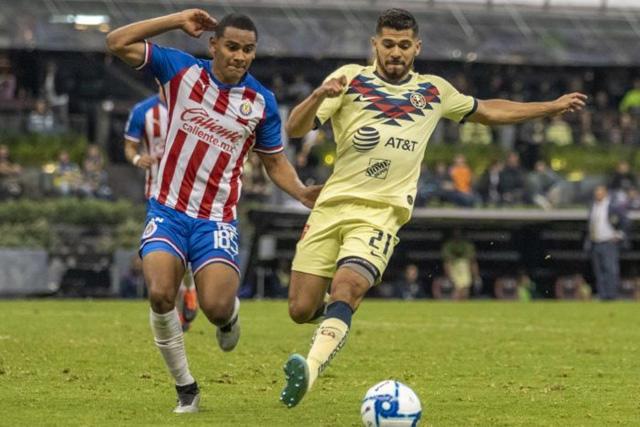América y Chivas son dos de los equipos que participarán en la Copa GNP Por México