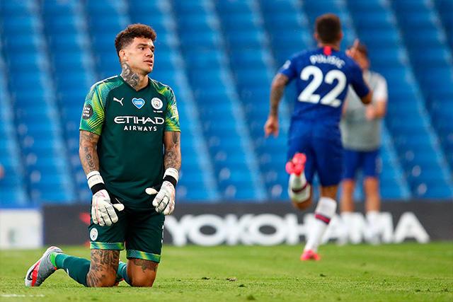 Chelsea venció 2-1 al Manchester City y con esto el Liverpool se convirtió en campeón de la Premier League