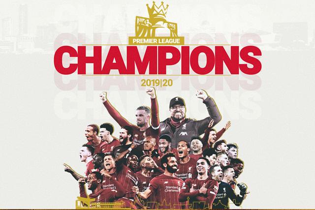 El Liverpool ya es campeón de la Premier League y todavía puede conseguir unos récords