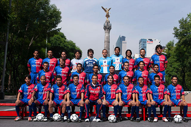 Atlante regresa a la Ciudad de México
